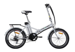 Cyclamatic Bicycle Electric Foldaway Bike pic