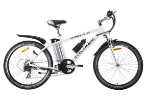 Cyclamatic Power Plus Electric Mountain Bike pic