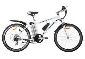 Cyclamatic Power Plus Electric Mountain Bike pic