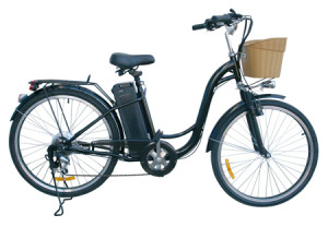 Watseka XP Cargo-Electric Bicycle pic